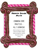 4th Grade Common Core Review Booklet