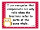 4th Grade Common Core State Standards Math I Can Statement