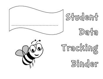 4th Grade Common Core Student Data Binder-Florida