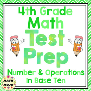 4th Grade Common Core Math Test Prep - Number and Operations in Base Ten