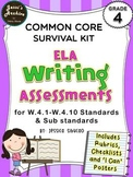 Common Core Writing 4th Grade