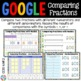 4th Grade Comparing Fractions with Unlike Denominators {4.NF.2} Google