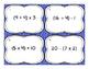 4th Grade Computation Word Problem Task Card 24 Sets {Grow
