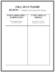 4th Grade Conferring Plans and Small Group Planner: Reading the Weather