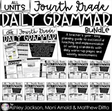 4th Grade Daily Grammar Bundle