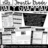 4th Grade Daily Grammar Unit 2