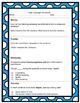 4th Grade Daily Language Spiral Review Homework