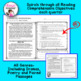 4th Grade Daily Reading Comprehension Review - First Quarter