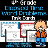 4th Grade Differentiated Task Cards - Problem Solving with