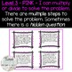 4th Grade Differentiated Task Cards - Multiplication and Division Multi-Step