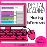 4th Grade Digital Reading Nonfiction: Inferences | Google