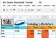 4th Grade Paperless Assessment and Data Tracker for Common Core