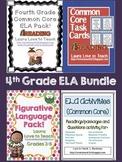 4th Grade ELA Bundle