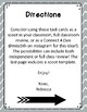 4th Grade ELA Common Core Based Task Card Review Scoot/ Ga