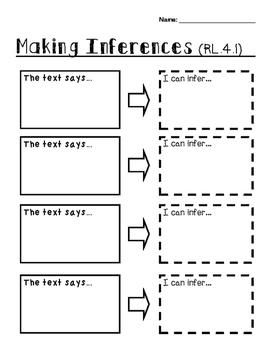 ELA Common Core Literature Pack (4th Grade)
