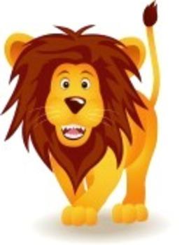 4th Grade ELA Common Core Posters Lion/Jungle Theme