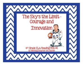 4th Grade ELA Lesson Plans Unit #1