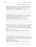 4th Grade ELA Module 1 Unit 2 Lesson 11 - Supplemental Les