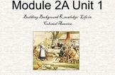 4th Grade ELA Module 2A Unit 1 Lessons