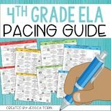 4th Grade ELA Pacing Guide