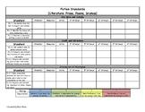 4th Grade ELA Standard Tracking Form