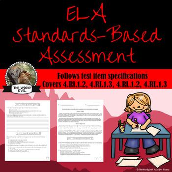 ELA Standards-Based Assessment