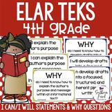 4th Grade ELAR TEKS
