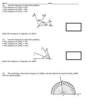 4th Grade End of Module 4 Assessment - Editable