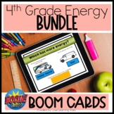 4th Grade Energy Boom Cards Bundle | Science |