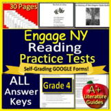 4th Grade Engage NY ELA Test Prep Practice for New York State