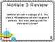 4th Grade Engage NY Eureka Module 3 End of Assessment Task Card Game Review