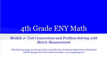 4th Grade Engage NY Math Module 2 (Bundle) PPT