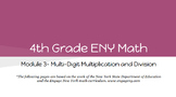 4th Grade Engage NY Math Module 3 Topic A- Lessons 1 -3 (Bundle)