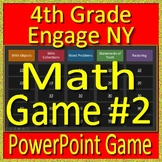 4th Grade Engage NY Math Test Prep Review Game Operations and Algebraic Thinking