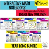 4th Grade Engage New York Interactive Notebook Growing BUNDLE