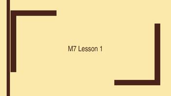 4th Grade Engage New York Math: Module 7