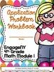 4th Grade EngageNY/Eureka Math Module 1 - Application Problem Workbook