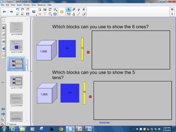 4th Grade enVision Math - Topic 1 Lesson 1 - Thousands 2011 TN Edition