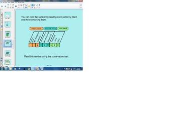 4th Grade enVision Math - Topic 1 Lesson 2 - Millions 2011TN Edition