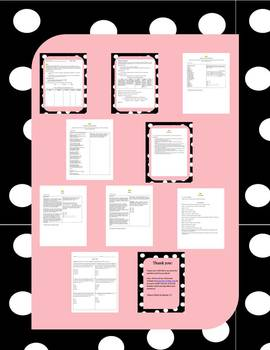4th Grade Envision Math Topic 7 Lesson Plans & Activitites