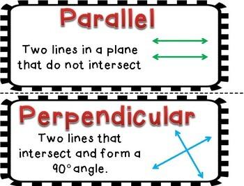 4th Grade Eureka Engage NY Module 4 Math Vocabulary Cards Word Wall BONUS GAME