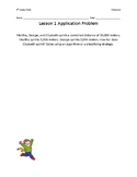 4th Grade Eureka Math Module 2 Application Problems