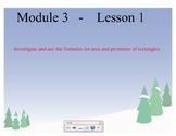 4th Grade Eureka Math Module 3  Lessons 1-10