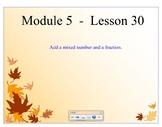 4th Grade Eureka Math Module 5 Lessons 21-30