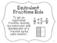 4th Grade Everyday Math Unit 3 Vocabulary Posters & Flash Cards