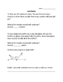 4th Grade Division & Angles Practice Problems