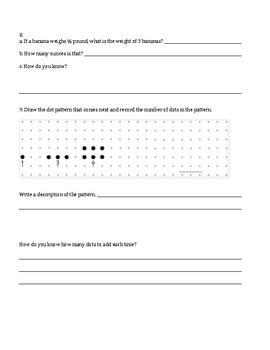 4th Grade Everyday Mathematics / EDM (4) / Math Unit 7 Test Review and Key