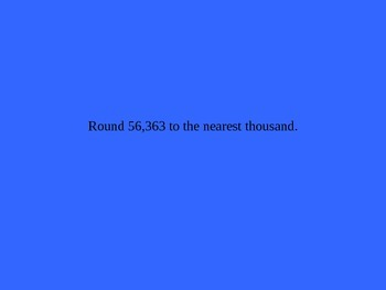 4th Grade FSA Math Review Jeopardy