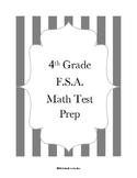 4th Grade FSA Math Test Prep - Session 1