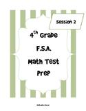 4th Grade FSA Math Test Prep - Session 2
